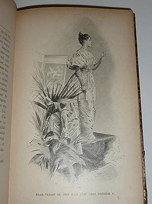 La Fédor, pages de la vie: Daudet, Alphonse