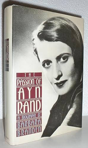 Passion of Ayn Rand: Branden, Barbara