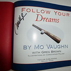 Follow Your Dreams: Vaughn, Mo with Brown, Greg