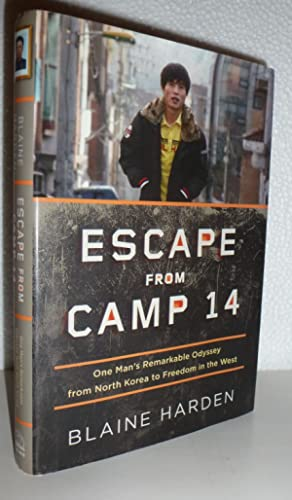 Escape From Camp 14: Harden, Blaine