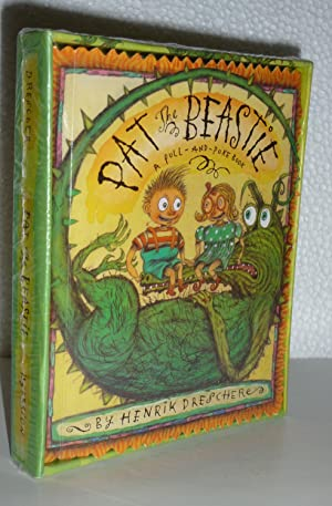 Pat the Beastie: A Pull-And-Poke Book: Drescher, Henrik