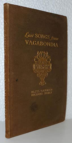 Last Songs from Vagabondia: Carman, Bliss; Hovey, Richard