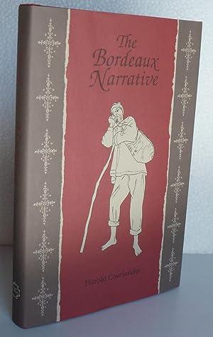 The Bordeaux Narrative: Courlander, Harold
