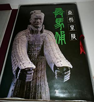 Soldier-and-horse funerary statues: Museum of Qin