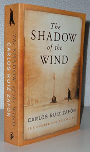 Shadow Of The Wind: Zafon, Carlos Ruiz