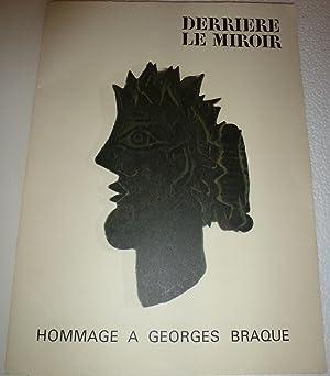 Hommage a Georges Braque. Derriere le Miroir: Aime Maeght, et