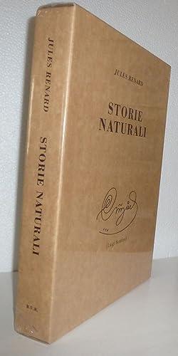 Storie Naturali: Renard,Jules; Serafini, Luigi