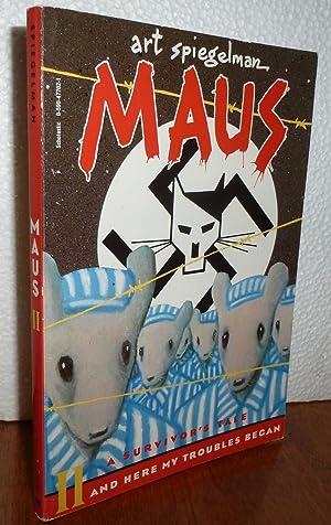 Maus: Spiegelman, Art