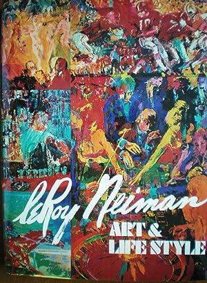 LeRoy Neiman : Art & Lifestyle: Leroy Neiman