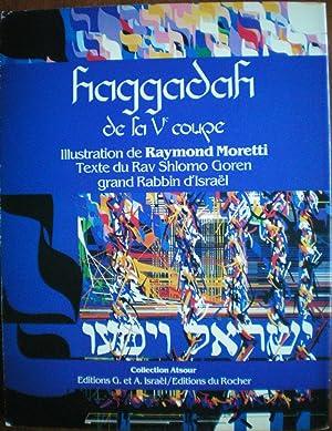 Haggadah de la Ve Coupe: Moretti, Raymond