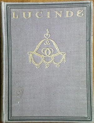 Lucinde: Schlegel, Friedrich von