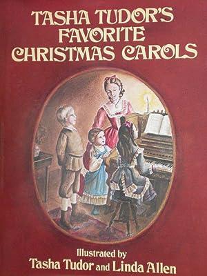Tasha Tudor's Favorite Christmas Carols: Tudor, Tasha