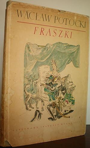 Fraszki: Potocki, Waclaw