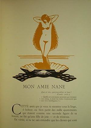 Mon Amie Nane: Toulet, Paul-Jean