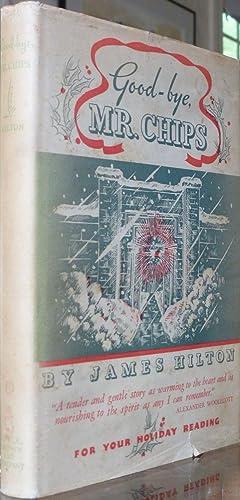 Good-Bye, Mr. Chips: Hilton, James