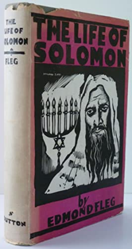 The Life of Solomon: Fleg, Edmond