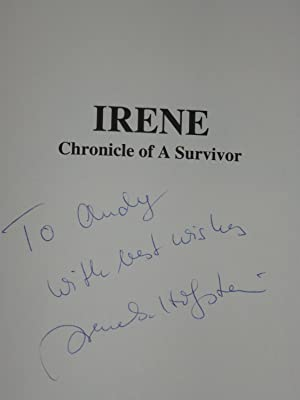 Irene : chronicle of a survivor: Hofstein, Irene S.