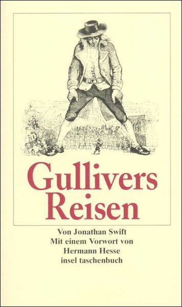 Gullivers Reisen (insel taschenbuch): Swift, Jonathan und