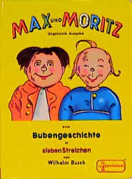 Max und Moritz.: Busch, Wilhelm: