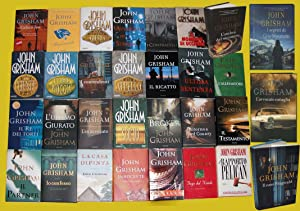John Grisham collection 32 Thriller La Grande Truffa