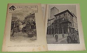 L'illustrazione popolare 6 Marzo 1892 Bologna Raffaello