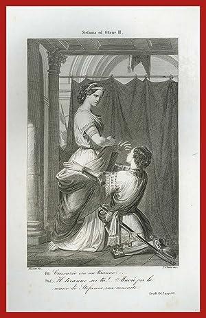 Stefania ed Ottone III di Sassonia Kessel