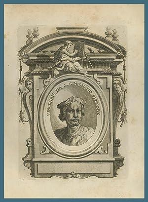 Vincenzo Tamagni da San Gimignano pittore Monteriggioni