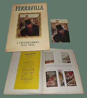 Ferravilla 1° centenario 1846 - 1946 con