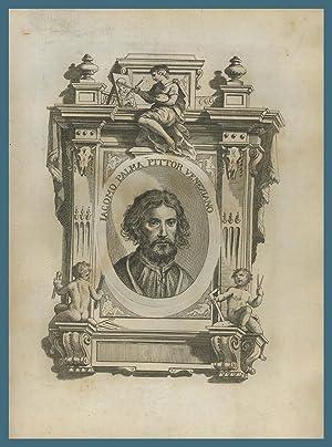 Jacopo Palma il Vecchio Serina pittore veneziano: Giorgio Vasari