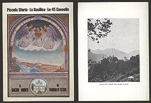 Il Sacro Monte di Varallo Sesia Piccola