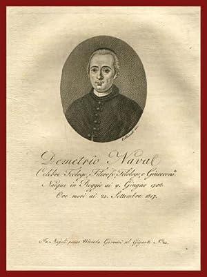 Nava Demetrio teologo filosofo Reggio di Calabria: A.N.
