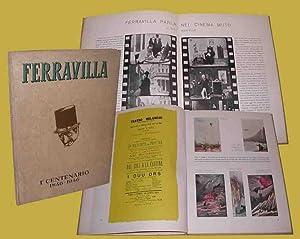Ferravilla 1° centenario 1846 1946: AA.VV.