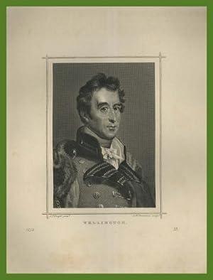 Duca di Wellington Arthur Wellesley sconfisse Napoleone Bonaparte a Waterloo
