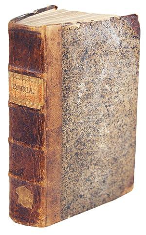 Sammelband von 5 Werken (18 Jhd.):1) (Johann