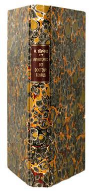 Voyages et aventures du docteur Festus. Nouvelle: TÖPFFER, Rodolphe (1799-1846)