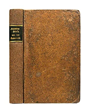 Des Herrn Benjamin Franklins Esq. Briefe von: FRANKLIN, B118843enjamin