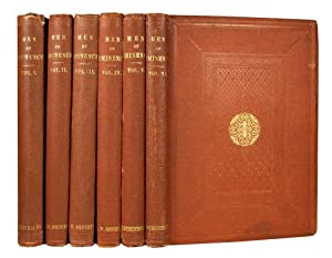 Portraits of Men of Eminence in Literature,: EDWARDS, Ernest (Photogr.)