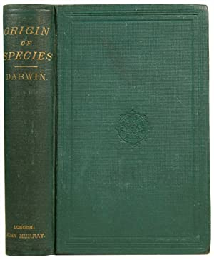 The Origin of Species by Means of: DARWIN, Charles