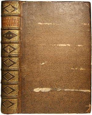 Jac. Augusti Thuani Historiarum sui temporis tomus: THOU, (Jacques-Auguste) de