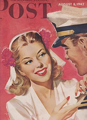 SATURDAY EVENING POST AUGUST 8, 1942 -: Fuller, W. D.
