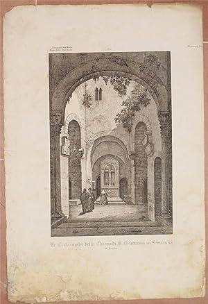 LE CATACOMBE DELLA CHIESA DI S. GIOVANNI IN SIRACUSA,: Zuccagni Orlandini