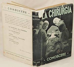 LA CHIRURGIA,: ENRICO GIUPPONI