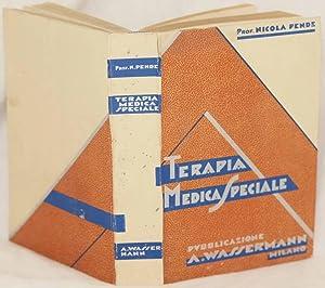 TERAPIA MEDICA SPECIALE,: NICOLA PENDE