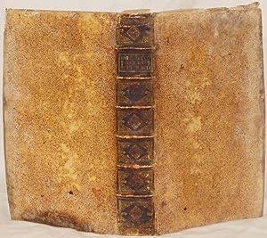 BIBLIOTHECA REALIS PHILOSOPHICA OMNIUM MATERIARUM RERUM & TITULORUM TOMUS SECUNDUS,: Martin ...