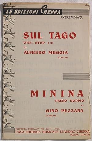 SUL TAGO - MININA,: ALFREDO MUGGIA -