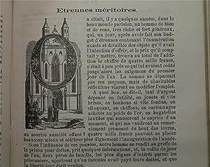 PORTEFEUILLE D'UN CONTEUR DEUXIEME ANNEE 1880 TROISIEME ANNEE 1881,