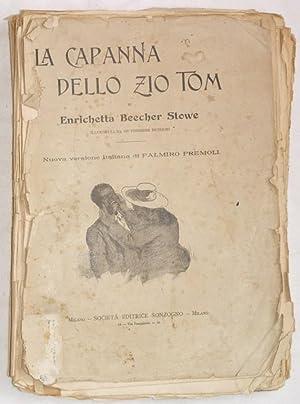 LA CAPANNA DELLO ZIO TOM,: ENRICHETTA BEECHER STOWE