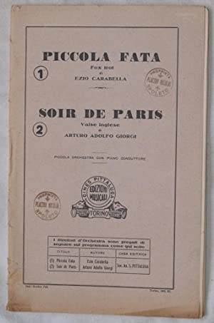 PICCOLA FATA - SOIR DE PARIS,
