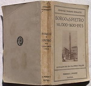 BORGO E S. PIETRO NEL 1300, NEL: MARIANO BORGATTI