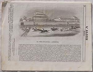 L'ALBUM DI ROMA 24 FEBBRAIO 1844,